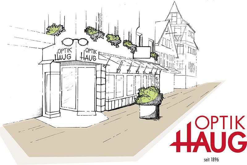 Optik Haug GmbH - Optiker in Esslingen